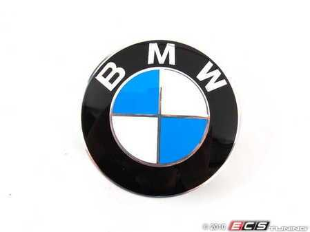ES#65868 - 36136783536 - Wheel Center Cap - 68mm - Updated design from BMW. Used in most wheels requiring a simple roundel center cap. - Genuine BMW - BMW