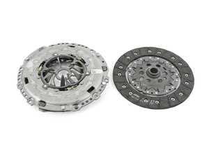 ES#4141932 - 06J141015H - Clutch Kit - Replacement clutch kit - Includes pressure plate and clutch disc - Original Equipment - Volkswagen