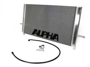 ES#4339623 - ALP.19.02.0002-1 - Alpha Performance Center Heat Exchanger - Keep your intake temps lower and maintain your AMGs maximum power output no matter the conditions! - AMS Performance - Mercedes Benz
