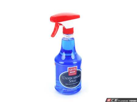ES#4164087 - 10987 - Undercarriage Spray - 22oz - It's no longer a messy job detailing your wheel wells, frame, springs, and all of the other black items underneath your car's body. - Griot's - Audi BMW Volkswagen Mercedes Benz MINI Porsche