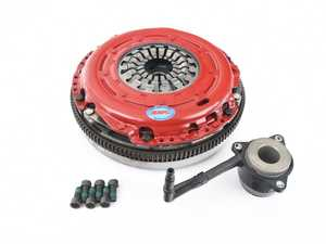 ES#4271458 - K70657F-HD-O - Stage 2 Daily Clutch Kit - With Sachs Dual Mass Flywheel  - Great upgrade for daily driving tuned cars - South Bend Clutch - Volkswagen