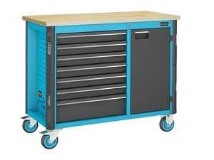ES#4340031 - 179NW-7 - Workbench - More storage space than preceding model - Hazet - Audi BMW Volkswagen Mercedes Benz MINI Porsche