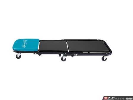 ES#4340045 - 195-3 - Lay Down Creeper - For convenient working on and underneath a vehicle - Hazet - Audi BMW Volkswagen Mercedes Benz MINI Porsche