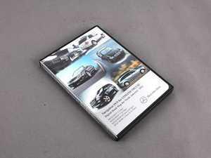 ES#1891190 - Q6460278 - NTG2 V.9 (Q4 - Genuine Mercedes Benz - Mercedes Benz