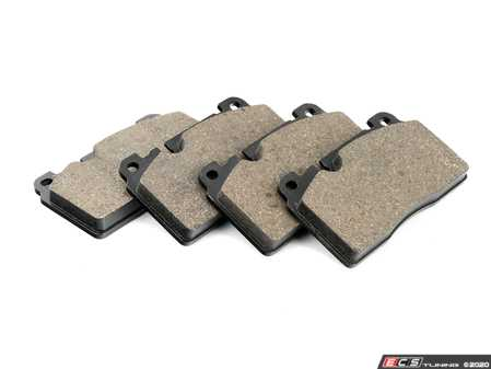 ES#4147568 - 8R0698151J - Front Brake Pad Set  - Restore the stopping power in your vehicle. - ATE - Audi
