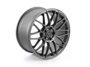 "ES#4349407 - 006-2KT1 - 18"" Tekniform Style 006 - Set Of Four - 18""x8.5"" ET40 5x112 - Matte Gunmetal - ECS - Audi Volkswagen"