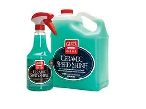 ES#4348564 - 10986 - Ceramic Speed Shine - 1 Gallon - The World's best spray detailer now with SiO2 protection. It features an exclusive blend of advanced silane polymer technology combined with SiO2 to maintain an ultra-slick, insane- gloss finish in between more significant washing and protection processes - Griot's - Audi BMW Volkswagen Mercedes Benz MINI Porsche