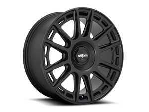 "ES#4348902 - r159188543+45KT1 - 18"" OZR - Set Of Four - 18x8.5 ET45 5x112 - Matte Black - Rotiform - Audi Volkswagen"