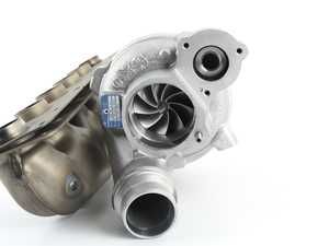 ES#3660770 - PURE-N55-0002KT - N55 Pure Stage 2 Turbo Upgrade - Engineered to reach 500+whp and built with durability in mind. Includes refundable $500 core charge. - Pure Turbos - BMW