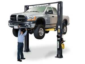 ES#4349373 - 5175405 - XPR-12CL 12,000-lb. Capacity / Two-Post Lift / Clearfloor / Triple-Telescoping Arms - Shops that work on massive fleets and vehicles need a powerful car lift with a small footprint. - BendPak - Audi BMW Volkswagen Mercedes Benz MINI Porsche