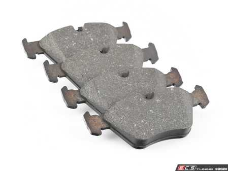 ES#4069961 - 34113404362 - Front Brake Pad Set - Restore the stopping power in your vehicle - ATE - BMW