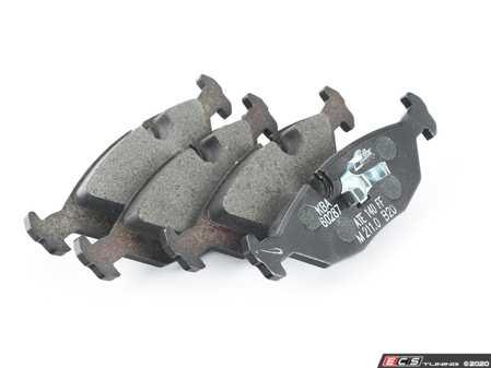 ES#4314995 - 34211154398 - Rear Brake Pad Set - Replace your worn brake pads for safety - ATE - BMW