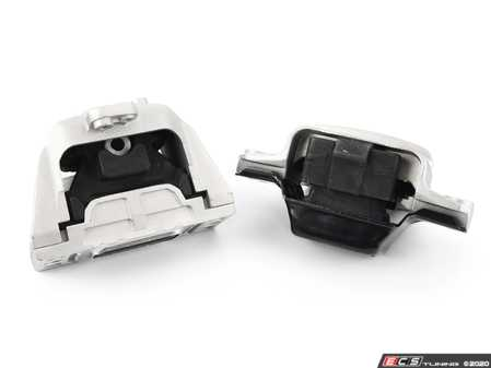 ES#4147676 - 034-509-5026-SD - Street Density Motor Mounts - Pair - Designed with performance in mind, and manufactured from high-durometer rubber for increased performance and durability, without sacrificing comfort. - 034Motorsport - Volkswagen