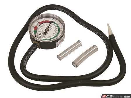 ES#2944339 - LIS20300 - Vacuum Gauge and Fuel Pump Tester - A must have - Lisle - Audi BMW Volkswagen Mercedes Benz MINI Porsche