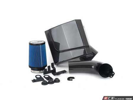 ES#4349330 - 005891la09 - Turner Motorsport Enclosed Carbon Fiber Intake - F10 535i - Beautiful Turner Enclosed Carbon Fiber Intake System for F10 535i. Flows over 10% more air than factory intake system!! Full Carbon Fiber Intake is also available, see (ES#4361926) - Turner Motorsport - BMW