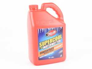 ES#4338528 - 81205 - SuperCool Performance Coolant - Concentrate - 1 Gallon - Redline's state of the art coolant offering premium performance and protection. Fortified with Waterwetter! - Redline - Audi BMW Volkswagen Mercedes Benz MINI Porsche