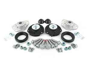 ES#4158582 - CKCIKT - Cup Kit/Coilover Installation Kit - Includes all the necessary suspension parts that should be replaced while installing new shocks/struts, cup kit or coilovers - Assembled By ECS - Audi Volkswagen