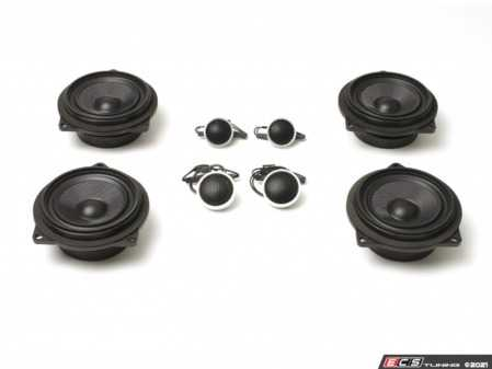ES#4352376 - S1.E63E64.HF-Kit - BavSound Speaker Upgrade - E63/E64 - BavSound speakers are meticulously tuned for your BMW, and provide exceptional clarity, detail, and richness. - BavSound - BMW
