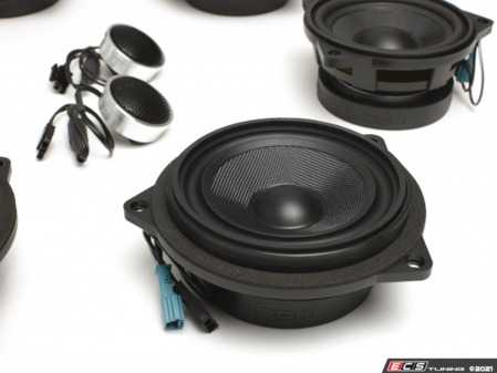 ES#4352377 - S1.E63.THF-Kit - BavSound Speaker Upgrade - E63 - BavSound speakers are meticulously tuned for your BMW, and provide exceptional clarity, detail, and richness. - BavSound - BMW