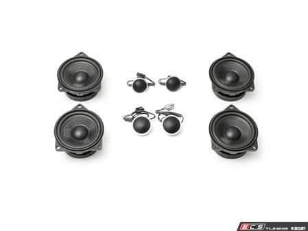 ES#4352380 - S1.E65E66.HF - BavSound Speaker Upgrade - E65/E66 - BavSound speakers are meticulously tuned for your BMW, and provide exceptional clarity, detail, and richness. - BavSound - BMW