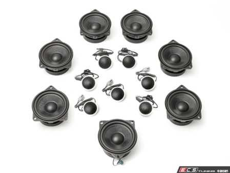 ES#4352393 - S1.E70E71.THF - BavSound Speaker Upgrade - E70/E71 - BavSound speakers are meticulously tuned for your BMW, and provide exceptional clarity, detail, and richness. - BavSound - BMW