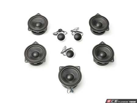 ES#4352405 - S1.F01F02.HF - BavSound Speaker Upgrade - F01/F02 - BavSound speakers are meticulously tuned for your BMW, and provide exceptional clarity, detail, and richness. - BavSound - BMW