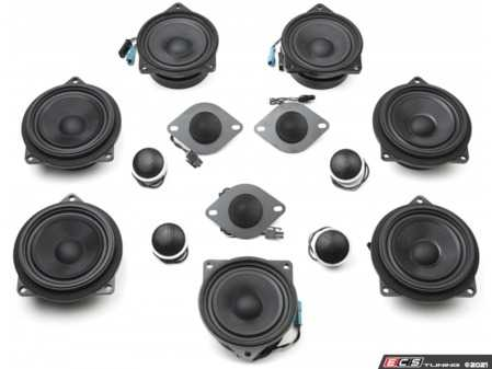 ES#4352407 - S1.F10.THF - BavSound Speaker Upgrade - F06/F10/F11 - BavSound speakers are meticulously tuned for your BMW, and provide exceptional clarity, detail, and richness. - BavSound - BMW