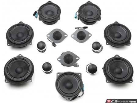 ES#4352410 - S1.F13.THF - BavSound Speaker Upgrade - F13 - BavSound speakers are meticulously tuned for your BMW, and provide exceptional clarity, detail, and richness. - BavSound - BMW