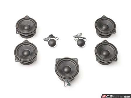 ES#4352412 - S1.F15F16.HIFI - BavSound Speaker Upgrade - F15/F16 - BavSound speakers are meticulously tuned for your BMW, and provide exceptional clarity, detail, and richness. - BavSound - BMW