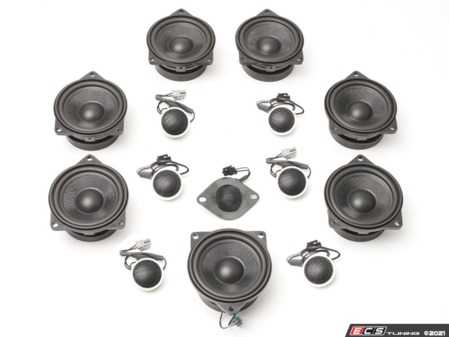 ES#4352413 - S1.F15F16.HK - BavSound Speaker Upgrade - F15/F16 - BavSound speakers are meticulously tuned for your BMW, and provide exceptional clarity, detail, and richness. - BavSound - BMW