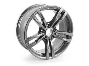 ES#2781434 - 36117852491 - Bmw Light Alloy Wheel M Double Spoke 441 - 18'' - Genuine BMW - BMW