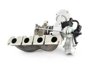ES#4351760 - 06H145703S - Turbocharger - Complete assembly including the exhaust manifold - IHI Turbo - Audi