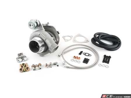"""ES#4158476 - ATP-VVW-363 - 1.8T Eliminator GTX2863R Turbo Kit - Quick spool GTX compressor technology with 450HP capabilities - Featuring full size compressor housing with 3"""" inlet (not flanged as shown) - ATP - Audi"""