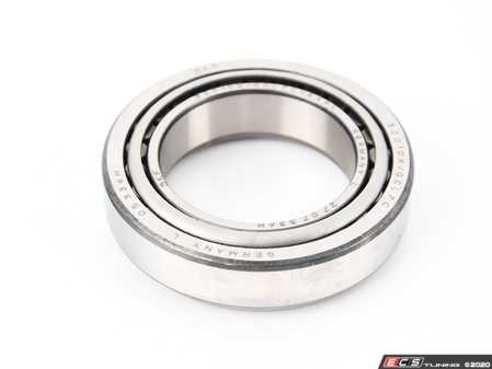 ES#1357033 - 01X409123 - Tapered Roller Bearing - Priced Each - Keep your differential free from noise - 50x80x20 - Genuine Porsche - Audi Porsche
