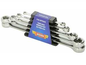 ES#4352566 - WTC624 - Torx Box Wrench - Set Of 5  - Found everywhere on today's cars. This is a must have in some applications - VIM Tools - Audi BMW Volkswagen Mercedes Benz MINI Porsche