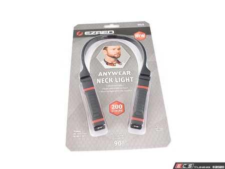 ES#3980712 - EZRNK10 - Multi-Position LED Neck Light - Great work light for hands free. - E-Z Red Tools - Audi BMW Volkswagen Mercedes Benz MINI Porsche