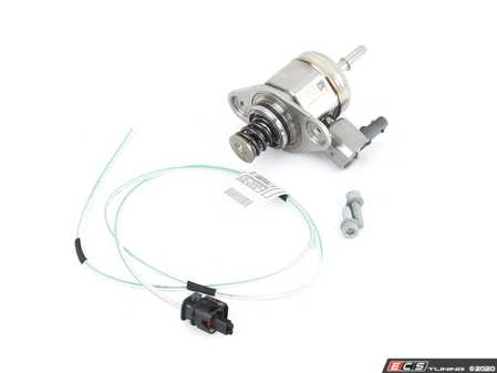 ES#4069807 - 13518605102ktKT - Fuel Pump High Pressure Kit With Adapter & Bolts - This HPFP mounts to the fuel system and transfers fuel - Assembled By ECS - MINI