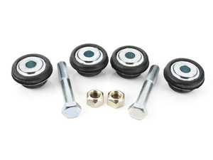 ES#2867307 - 1153301775 - Upper Control Arm Bushing Kit - Priced Each - Includes all hardware needed for installation - Febi - Mercedes Benz