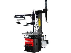 ES#4352908 - SM825EVOPA - Swing Arm Tire Changer - With Press Arm - SM825EVOPA is a great place to start for general service of the majority of OEM fitments and many custom tires and wheels. These durable machines are equipped with basic features, intended for mid-volume use. - CEMB USA - Audi BMW Volkswagen Mercedes Benz MINI Porsche