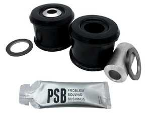 """ES#4352937 - PSB660K - Polyurethane Rear Trailing Arm Complete Bushing Set - Helps maintain proper suspension geometry for improved handling and less """"rear steer"""" feeling - PSB - MINI"""