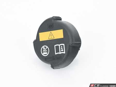 ES#4304653 - 17117639022 - Expansion Tank Cap - Prevent pressure loss and overheating with a new expansion tank cap - Bavarian Autosport - BMW