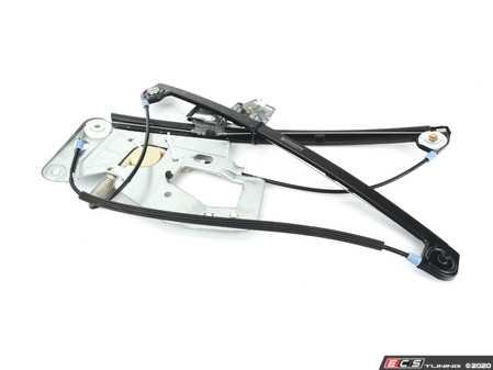 ES#4304620 - 51338252393 - Front Window Regulator - Left - Does not include window motor - Bavarian Autosport - BMW
