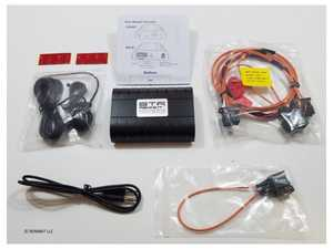 ES#4355156 - BTR-3 - Bluetooth Retrofit Kit For MOST Fiberoptic Audio Systems - Add Bluetooth calling, audio streaming, and wireless charging to your Boxster, Cayman, or 911! - RennKit - Porsche