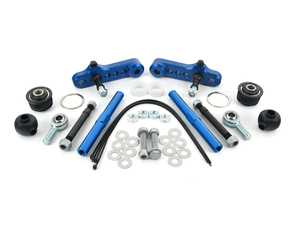 ES#4213306 - 022961TMS011KT3 - Quick Steer/Roll Center Correction Race Kit - Drastically Improve steering response and handling of your vehicle! - Turner Motorsport - BMW