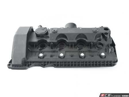 ES#4316475 - 11127522159 -  Valve Cover - Gasket Included - Complete valve cover assembly with gasket, bolts, and integral cyclone separator - Bavarian Autosport - BMW