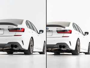ES#4361477 - g20flushtKT - G20 Flush Kit - Front And Rear - This flush kit will widen your track width and remove that unsightly tire edge gap while still allowing enough clearance for lowered applications - ECS - BMW