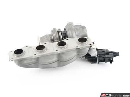 ES#3619140 - 49U77-A0000 - N20 Stage 1 Turbo Upgrade - Increase the power potential of your BMW! - Mitsubishi Turbocharger - BMW