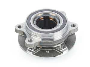 ES#4339851 - 230005 -  Wheel Bearing Assembly With Hub - Priced Each - Fits the left and right side - Does not include hardware - GSP North America - Audi