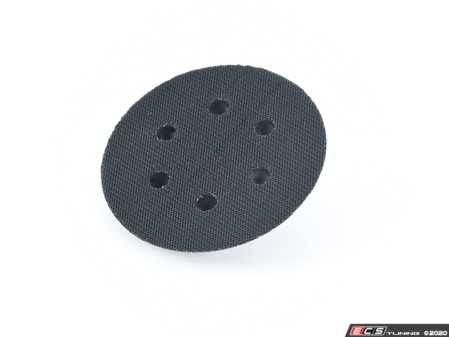 """ES#4164028 - 10553 - 3"""" Vented Random Orbital Backing Plate - We've improved our three-inch backing plate for superior ventilation to reap all the benefits of proper cooling. - Griot's - BMW Volkswagen Mercedes Benz MINI Porsche"""