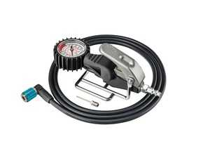 ES#4361605 - 240217 - Tire Inflator with Gauge - You'll inflate car, truck and bike tires quickly and easily with this quality air inflator - Powerbuilt - Audi BMW Volkswagen Mercedes Benz MINI Porsche